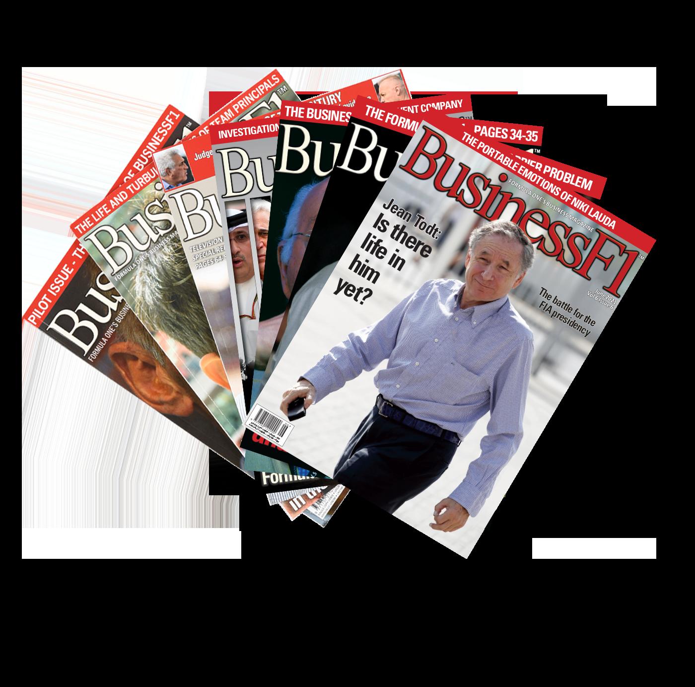 Fan of Magazines